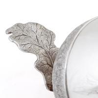 Victorian Roberts & Belk Acorn Shaped Silver Plated Spoon Warmer (5 of 5)