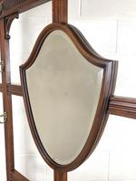 Antique Mahogany Hall Stand (7 of 10)
