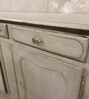 French Oak 2 Door Dresser (8 of 16)