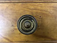 Large Victorian Oak Wellington Chest of Drawers by Shoolbred (7 of 13)