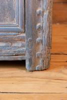 18th Century Painted Pine Coffer (10 of 28)