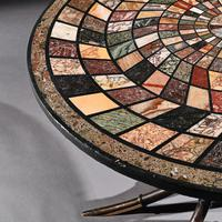 Large Italian 19th Century Specimen Marble Top Centre Table (6 of 14)