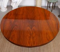 William IV Rosewood Breakfast Table Tilt Top Centre Dining Table (9 of 12)