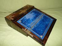 QUALITY Betjemann Coromandel Writing Box. 100% Original c1870 (3 of 15)