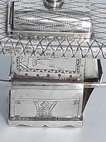 Silver Chinese Sedan Chair (2 of 12)