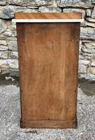 Antique Victorian Satinwood Bedside Pot Cupboard (2 of 16)