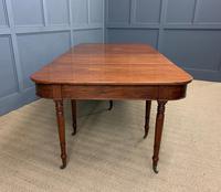 Georgian Mahogany Dining Table - Seats 10 (13 of 17)