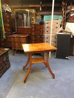 Art Deco Satinwood Table (8 of 10)