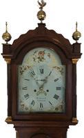 Eight Day Georgian Longcase Clock (8 of 12)