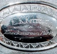 Sampson Mordan Commissioned Invitation Card Case Solid Silver c.1856 (3 of 5)
