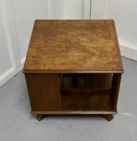 Table Top Oak Revolving Bookcase (3 of 4)