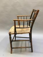 Regency Painted Sussex Chair (12 of 12)