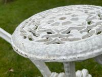 Victorian 19th Century Garden Cast Iron 6 Branch Plant Stand Coalbrookdale Style (27 of 27)