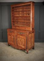 Large Cherrywood & Walnut Dresser (8 of 13)