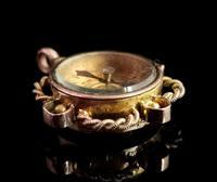 Antique 9ct Gold Compass Pendant, Carnelian (2 of 13)