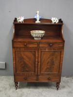 George IV Side Cabinet in Mahogany (9 of 10)