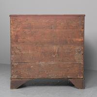 George III Inlaid Walnut Chest of Drawers (13 of 13)
