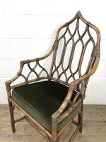 Vintage Angraves Bamboo Armchair (7 of 12)