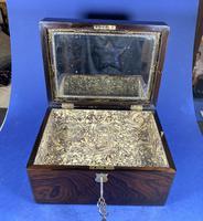 Victorian Rosewood Jewellery Box (7 of 17)