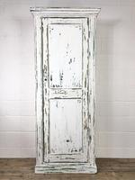 Distressed Painted Antique Pine Cupboard (2 of 10)