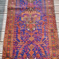 2.8m Long Antique Persian Runner Rug (10 of 10)