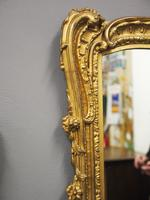 Pair of Victorian Gilded Mirrors (3 of 12)