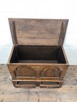 18th Century Style Welsh Oak Coffer (6 of 13)