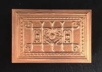 Arts & Crafts Copper Trinket Box (5 of 5)