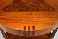 Art Deco Inlaid Walnut Coffee Table (5 of 9)