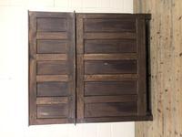 Antique English Oak Cupboard (m-2183) (10 of 10)