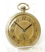 Antique Waltham Pocket Watch, 1917 (2 of 4)