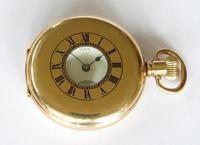 Antique Waltham Royal half hunter pocket watch (5 of 5)