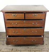 Antique George III Walnut Chest of Drawers (10 of 14)
