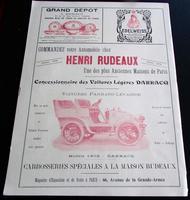 1902 Figaro Illustre  Rare Toulouse  Lautrec Special Edition. Folio Sized Journal (2 of 4)