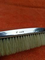 Antique Sterling Silver Hallmarked Clothes Brush 1909, Williams (birmingham) Ltd (4 of 8)