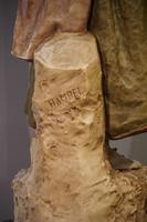 Large Royal Dux Figure by Alois Hempel (3 of 6)