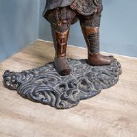 Japanese Bronze Figure (5 of 10)