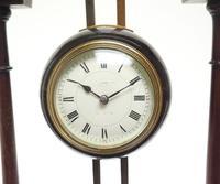 Rare Vickery gravity clock This gravity Clock, 8 day mantel clock (2 of 11)