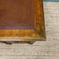 Stunning Victorian Maple & Co Antique Oak Pedestal Desk (9 of 9)