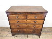 Georgian Oak Chest of Drawers (5 of 16)