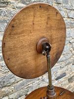 Victorian Walnut Adjustable Shaving Stand (15 of 17)