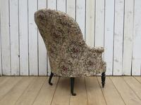 Antique Napoleon III Armchair (3 of 8)