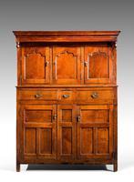 Mid-18th Century Oak Tridarn (2 of 6)