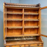 Aesthetic Movement Bookcase (13 of 13)