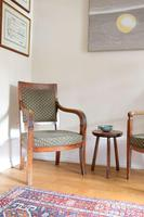 Pair of 19th Century French Walnut Armchairs (14 of 21)