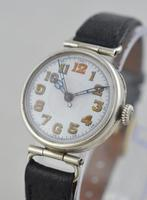 1917 Silver Trench Watch (2 of 5)