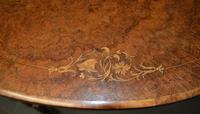 Burr Walnut Sutherland Table (5 of 11)