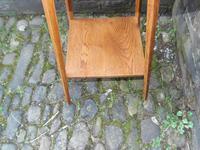 Arts & Crafts Golden Oak Table (6 of 12)