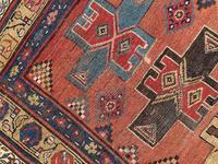 Antique Kurdish Rug (11 of 14)