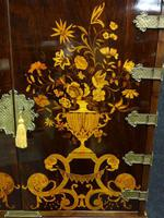 Outstanding Marquetry Cabinet on Stand (13 of 16)